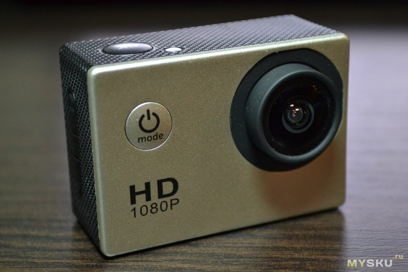 Action Camera sj4000 - where to buy and how to distinguish the original from a fake