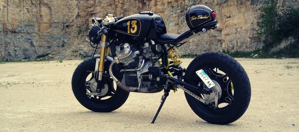 CX500 CAFE RACER Moto bike фото кафешника кафе байк характеристика история